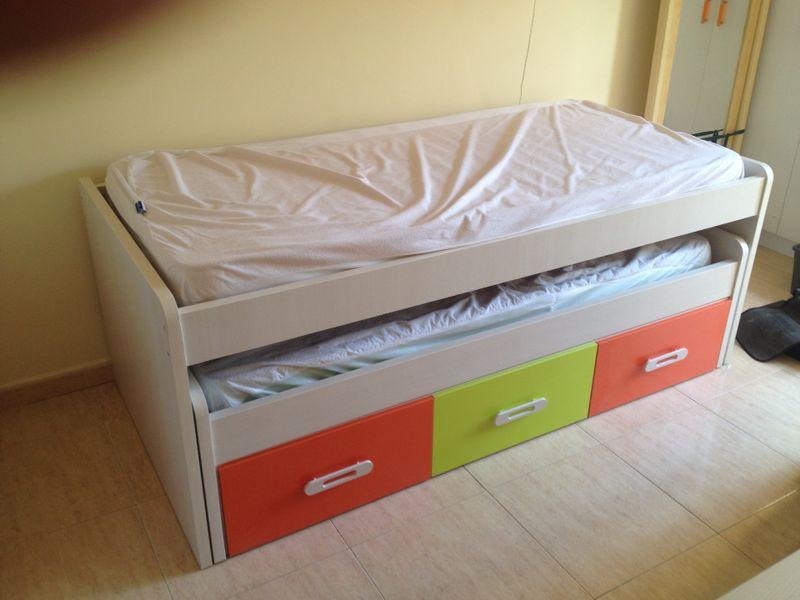 Dormitorio infantil en Benitachell