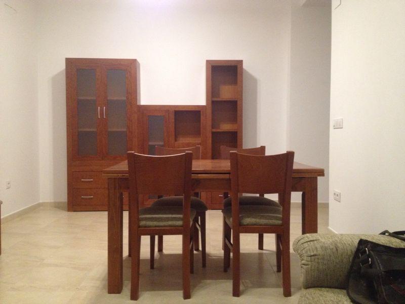 muebles de pino salón ondara