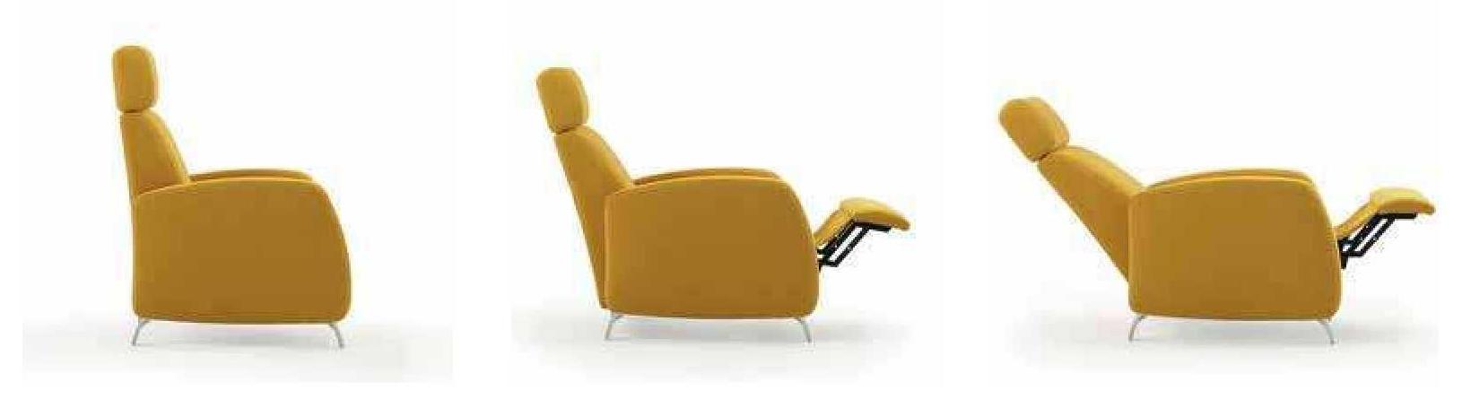 Compra sofá de Relax ondara