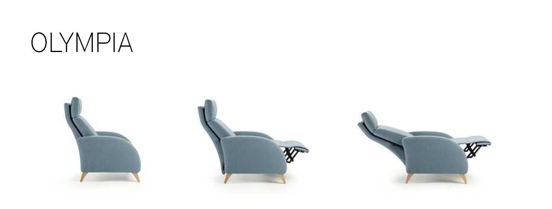Compra sofá de Relax Oliva