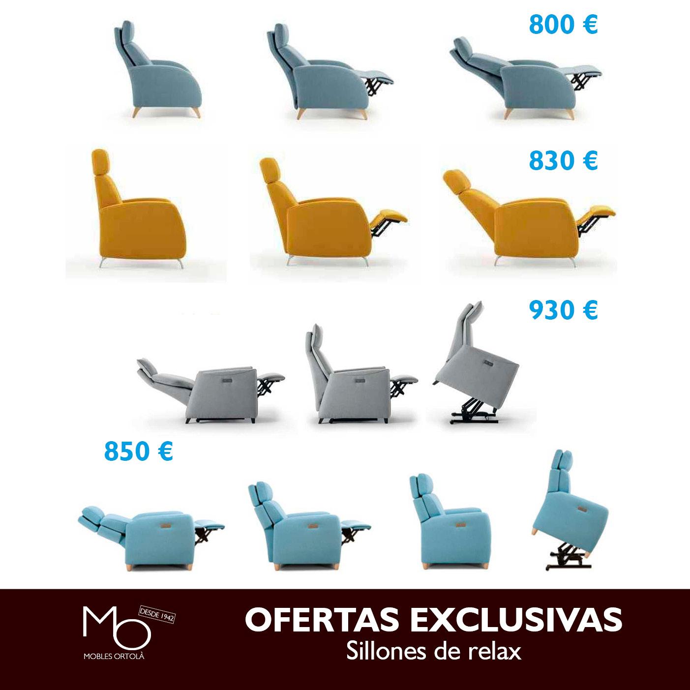 ofertas sillone de relax 3